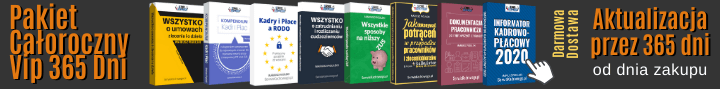 Pakiet Całoroczny VIP 365 Dni - jedyny taki na rynku