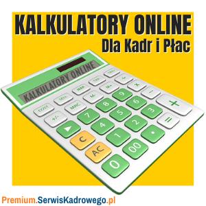Przydatne Kalkulatory Online dla Kadr i Płac