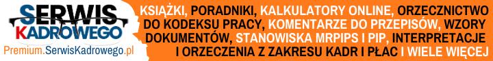 Twoja Platforma Kadrowo - Płacowa - Wiedza, którą przekazujemy to wiarygodne informacje, których nie musisz weryfikować!