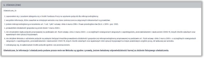 Instrukcja składania wniosku o udzielenie pożyczki z urzędu pracy